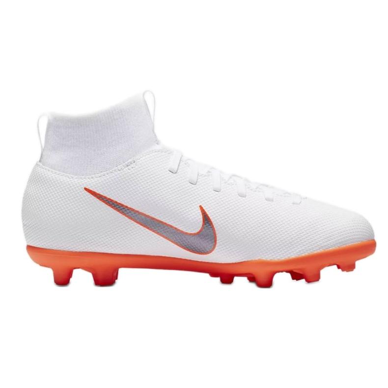 Buty piłkarskie Nike Mercurial Superfly 6 białe
