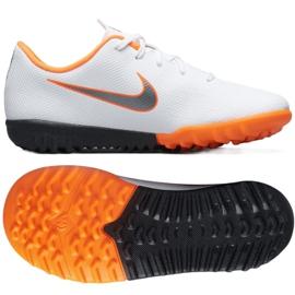 Buty piłkarskie Nike Mercurial VaporX 12 Academy Tf Jr AH7353-107