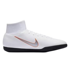 Buty piłkarskie Nike Mercurial Superfly 6 Club Ic M AH7371-107 biały białe
