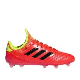 Buty piłkarskie adidas Copa 18.1 Fg czerwone