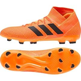 Buty piłkarskie adidas Nemeziz 18.3 Fg M DA9590