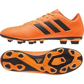 Buty piłkarskie adidas Nemeziz 18.4 FxG M DA9594