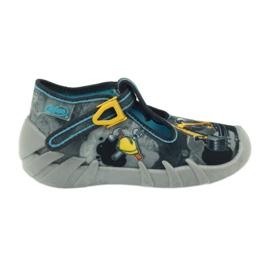 Befado obuwie dziecięce kapcie 110p321