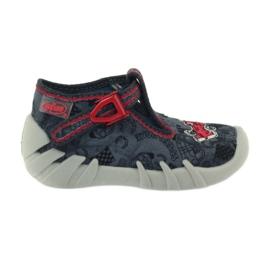 Befado obuwie dziecięce kapcie 110p324