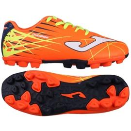 Buty piłkarskie Joma Chamion 808 Orange Rubber 24 Ag Jr CHAJW.808.24