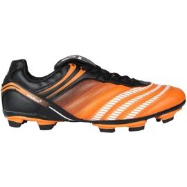 Buty piłkarskie Atletico Fg Jr 14-1216 pomarańczowy pomarańczowe