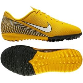 Buty piłkarskie Nike Mercurial Vapor 12 Academy Neymar Tf Jr AO9476-710