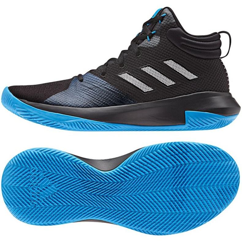Buty koszykarskie adidas Pro Elevate 2018 czarne