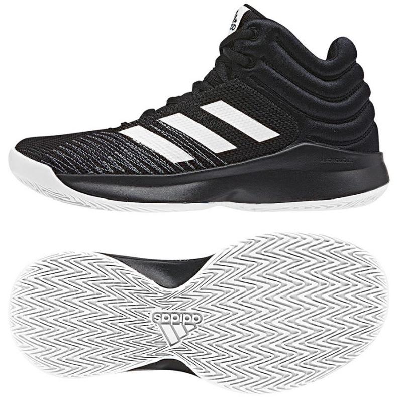 Buty koszykarskie adidas Pro Spark 2018 czarne