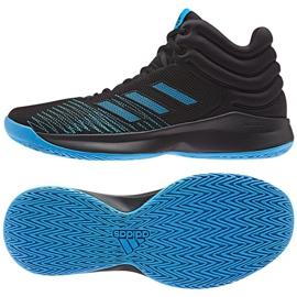 Buty koszykarskie adidas Pro Sprak 2018 M czarne