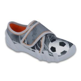 Befado obuwie dziecięce 273Y228 szare