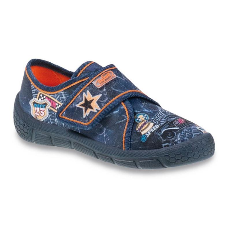 Befado obuwie dziecięce 537X012 wielokolorowe