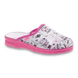 Befado obuwie dziecięce 708Y002 wielokolorowe