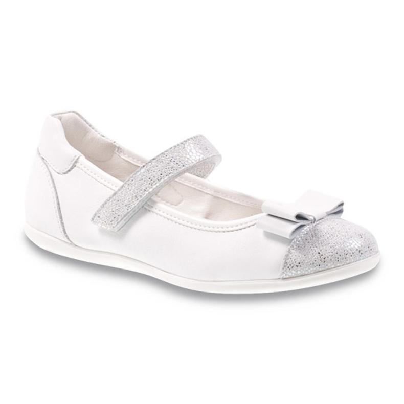 Befado obuwie dziecięce 170Y019 białe