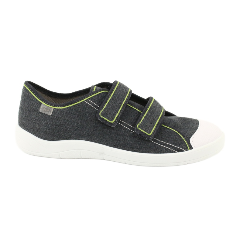 Befado obuwie młodzieżowe 124Q006 szare