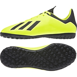 Buty piłkarskie adidas X Tango 18.4 Tf Jr DB2435