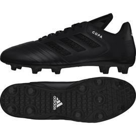 Buty piłkarskie adidas Copa 18.3 Fg M DB2460 czarne wielokolorowe