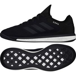 Czarne Buty treningowe adidas Copa Tango 18.1 Tr M BB7518