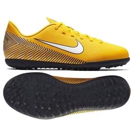 Buty piłkarskie Nike Mercurial Vapor 12 Club Neymar Tf Jr AO9478-710