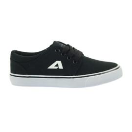 American Club czarne American trampki tenisówki buty dziecięce