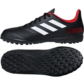 Buty piłkarskie adidas Predator Tango 18.4 Tf Jr DB2338