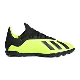 Buty piłkarskie adidas X Tango 18.3 Tf Jr DB2423