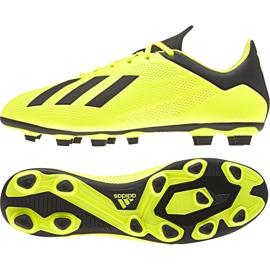 Buty piłkarskie adidas X 18.4 Fg M DB2188