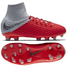 Buty piłkarskie Nike hypervenom Phantom 3 Academy Df Fg Jr AH7287-600