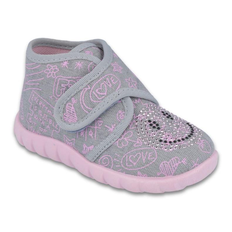 Befado obuwie dziecięce flexi pvc 526P028