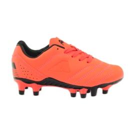 American Club American ADI sportowe korki buty dziecięce pomarańczowe BM46143