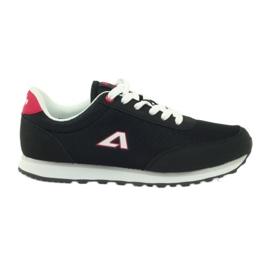 American Club American ADI sportowe buty damskie 1756 czarne