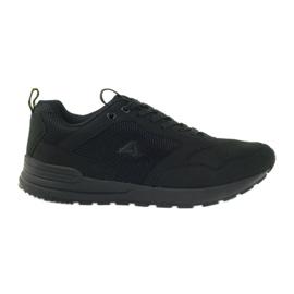American Club czarne American ADI sportowe buty damskie 17204