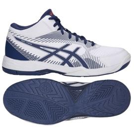 Buty do siatkówki Asics Gel Task M B703Y-100 biały białe