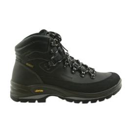 Grisport czarne buty trekkingowe