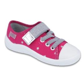 Różowe Befado obuwie dziecięce 251X106