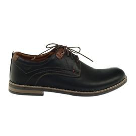 Riko buty męskie półbuty wiązane 842