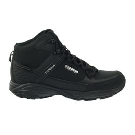 Buty trekkingowe softshell DK 1751 czarne
