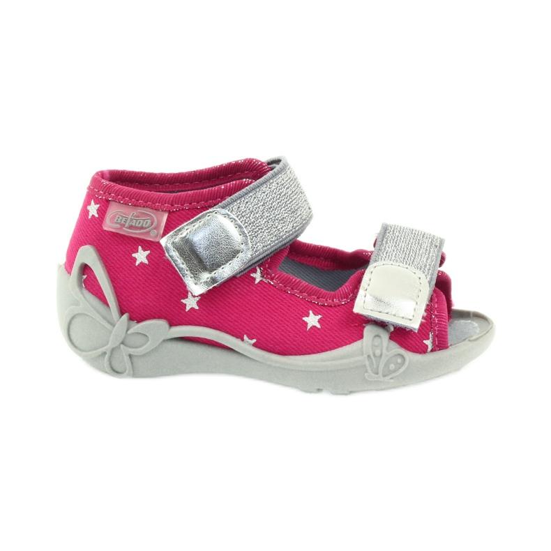 Befado buty dziecięce sandałki kapcie 242p085