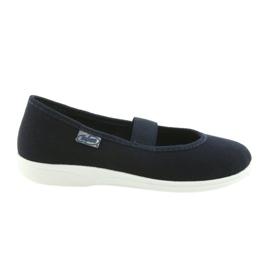 Befado obuwie dziecięce 274X005 czarne