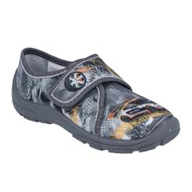 Befado obuwie dziecięce 974X335 szare