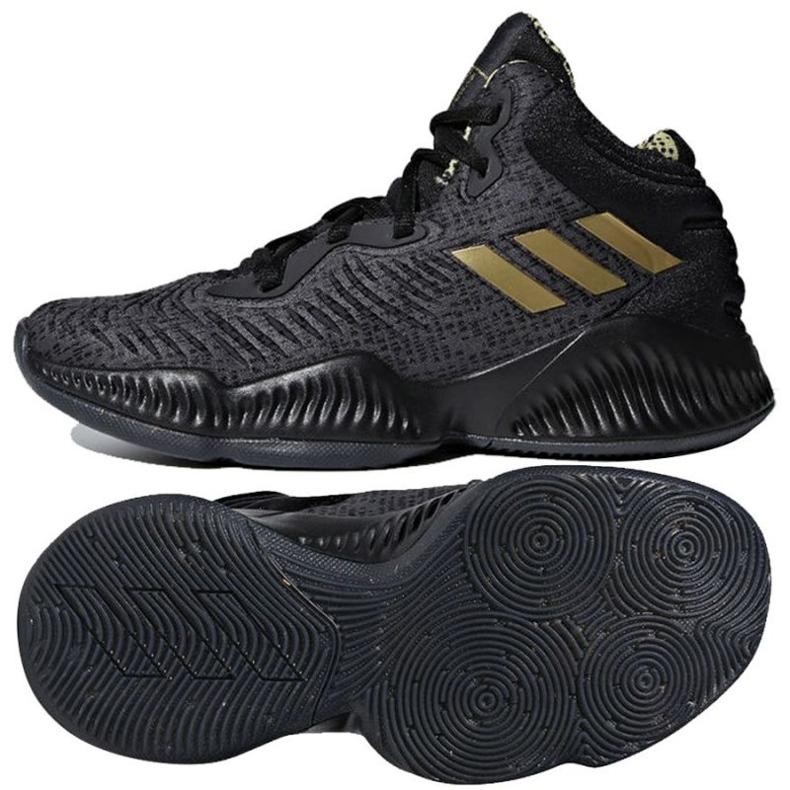 Buty koszykarskie adidas Mad Bounce 2018 czarne