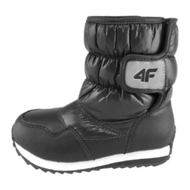 Buty zimowe 4f Jr HJZ18-JOBDW001 czarne