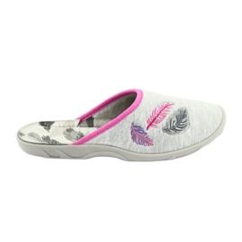 Befado kolorowe obuwie damskie 235D164