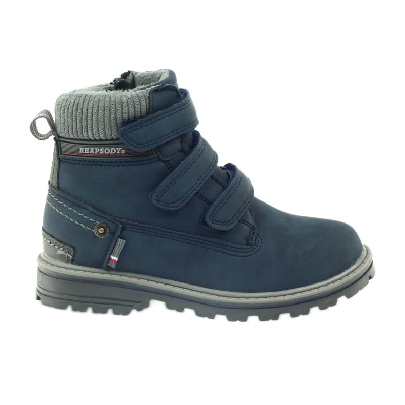 American Club American kozaki trzewiki buty zimowe 708121