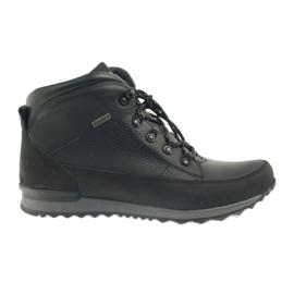 Riko buty męskie trekkingi 860 czarne