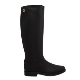 Kalosze Rainy Show czarne D59 Black