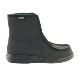 Befado buty damskie zdrowotne ciepłe kapcie Dr.Orto 996
