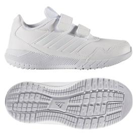 Buty adidas Alta Run Cf Jr BA7902 białe