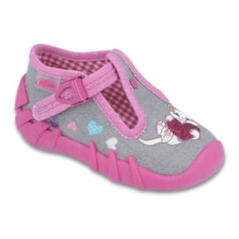 Befado obuwie dziecięce 110P338