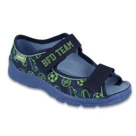 Befado obuwie dziecięce  969Y124